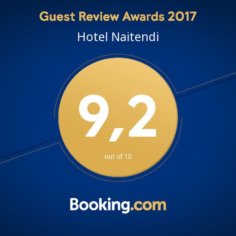 Naitendì su Booking